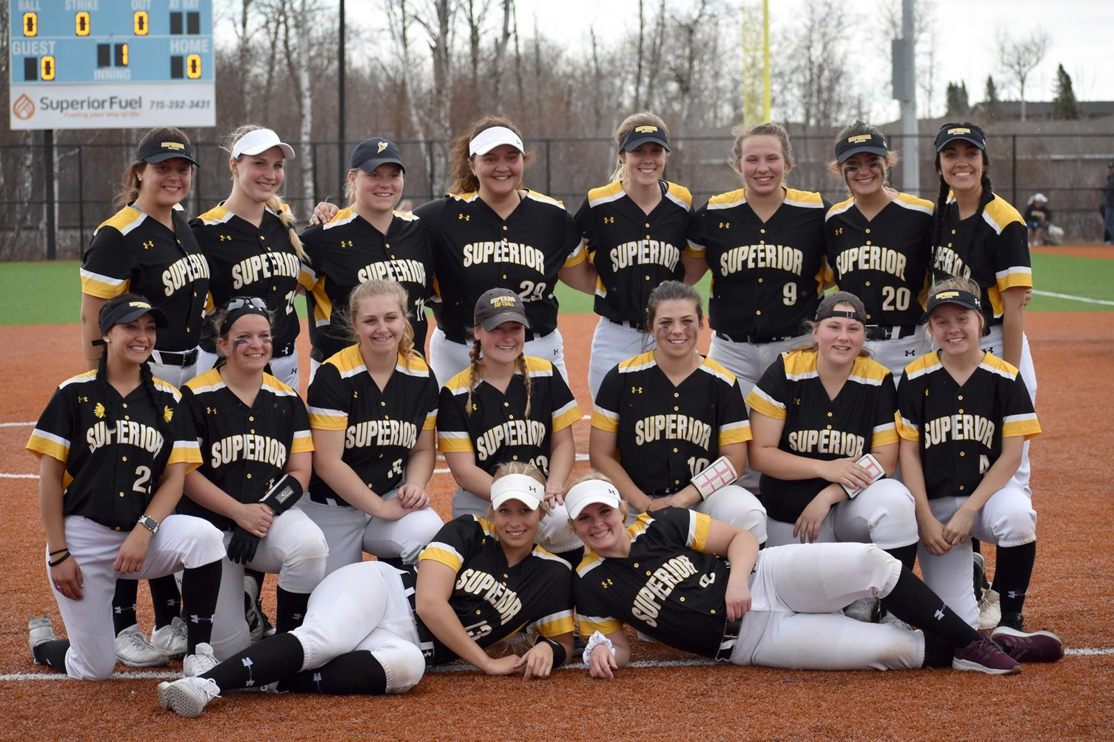2019 Softball Roster - University of Wisconsin-Superior Athletics