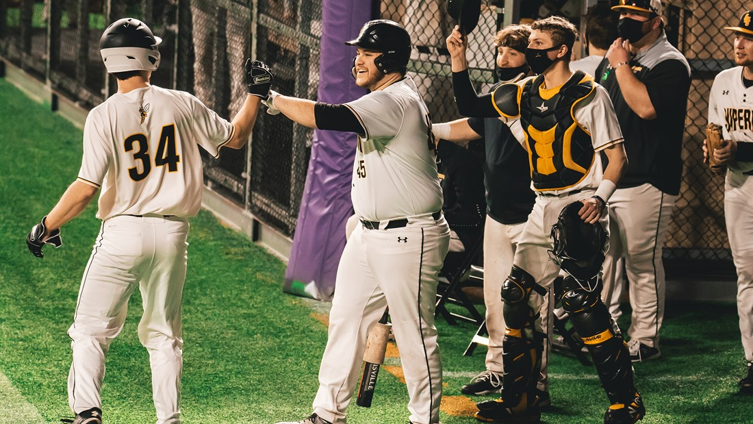 Yellowjackets Drop Two to Crown to Open Season