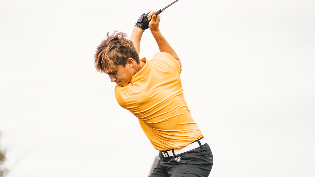 Men's Golf Wins North Central Invitational with Five in Top 10